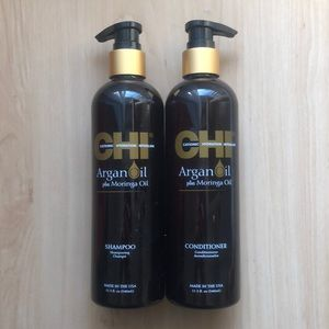 Chi Shampoo and Conditioner